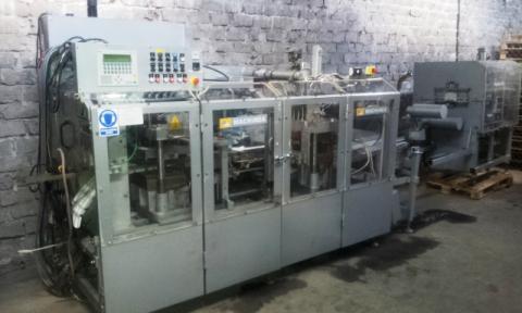 ILLIG FS31 FORM FILL & SEAL MACHINE